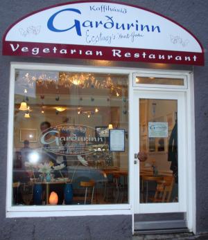 Gardurinn in Reykjavik