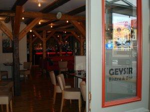 Geysir Bar in Reykjavik