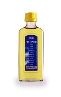 Icelandic fish oil