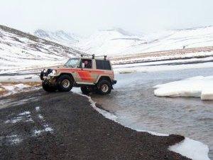 Icelandic river