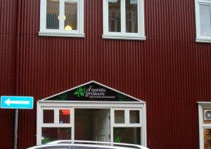 A naestu grosum in Reykjavik
