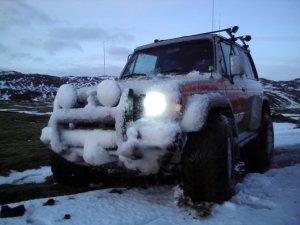 Slush in Iceland